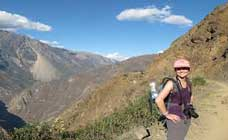 Trekking in the Colca Valley