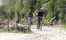 Mountain Biking in Colca