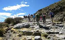 Trekking Colca Valley
