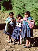 People from Cajamarca