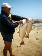 Sport Fishing in Peru